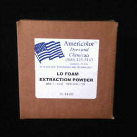 Lo Foam Extraction Powder