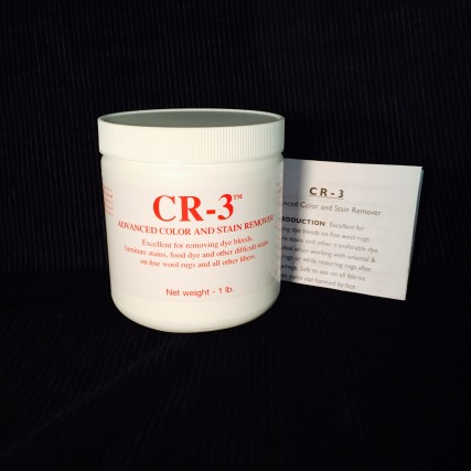 CR-3 - Advanced Color and Stain Remover - Americolor Dyes